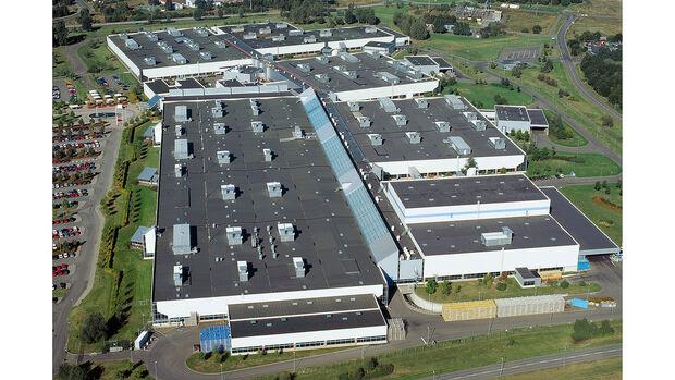 12/2020, Volvo Motorenwerk Skövde Schweden