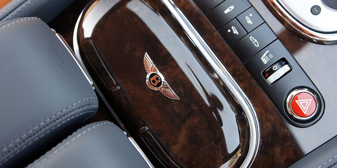 1210, Bentley Continental GT, Aschenbecher