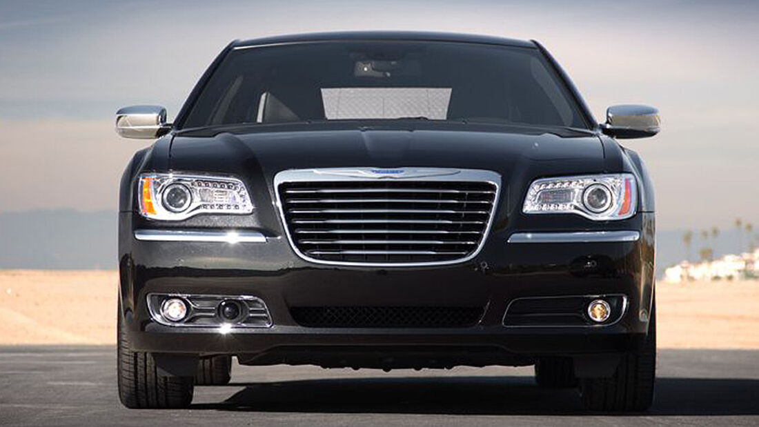 1210, Chrysler 300C