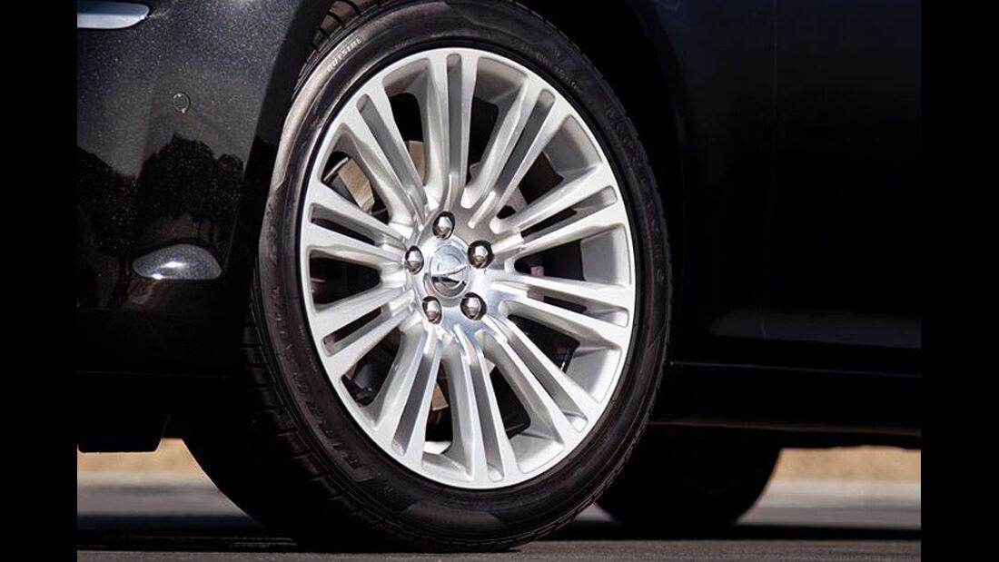 1210, Chrysler 300C, Rad, Felge, Reifen