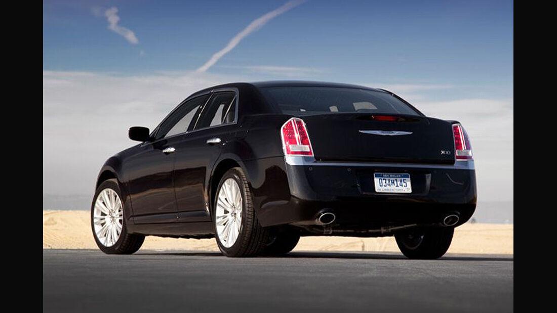 1210, Chrysler 300C