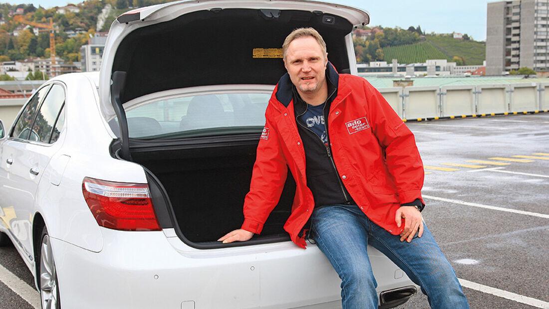 1210, Dauertest Lexus LS600h, Henning Busse