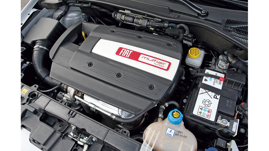 1210, Fiat Punto Evo, Motor, multiair