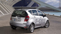 1210, Mercedes A-Klasse E-Cell,