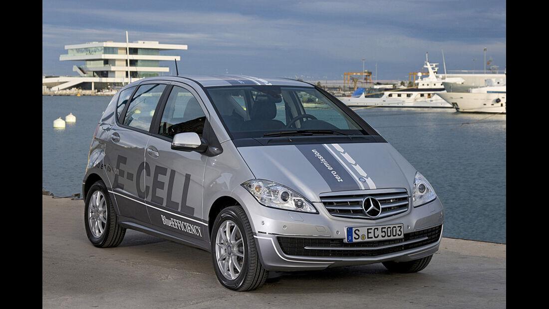 1210, Mercedes A-Klasse E-Cell