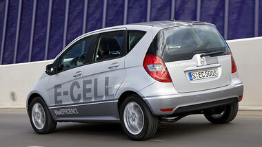 1210, Mercedes A-Klasse E-Cell