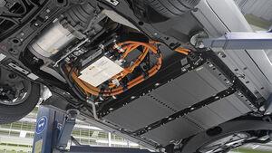 1210, Mercedes A-Klasse E-Cell, batteriepaket