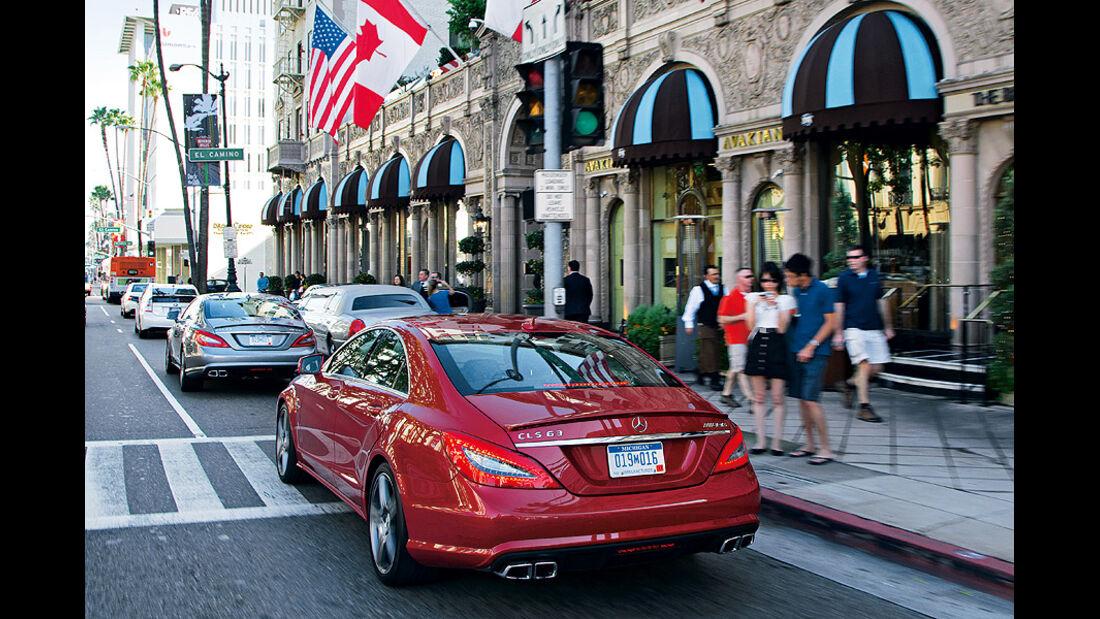 1210, Mercedes CLS 63 AMG