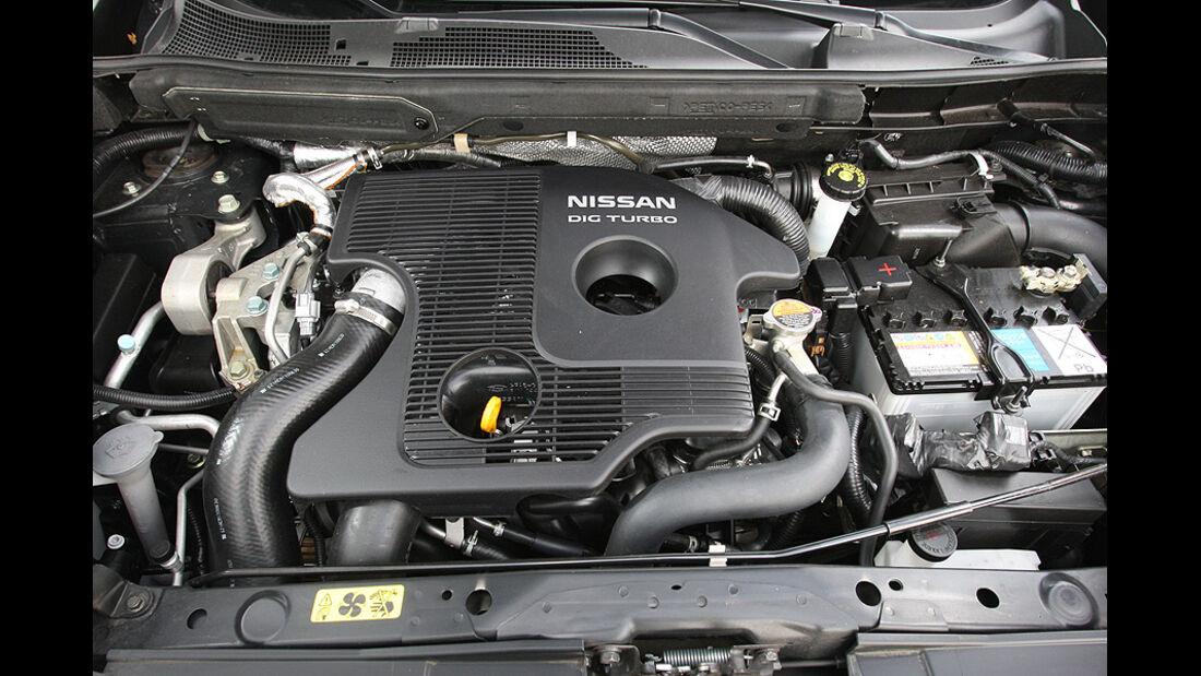1210, Nissan Juke 1.6 DIG, Motor