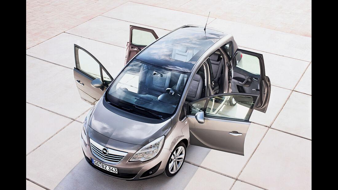 150 Jahre Opel Innovationen, Schmetterlingstüren