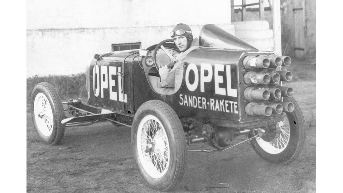150Jahre Opel Innovationen, Rak 1