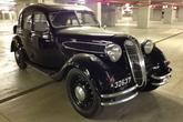 16: BWM 326 Limousine, 2 Liter, 6-Zyl. Reihe, 50 PS, 1938