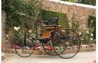 1886er Benz Patent Motorwagen Replica