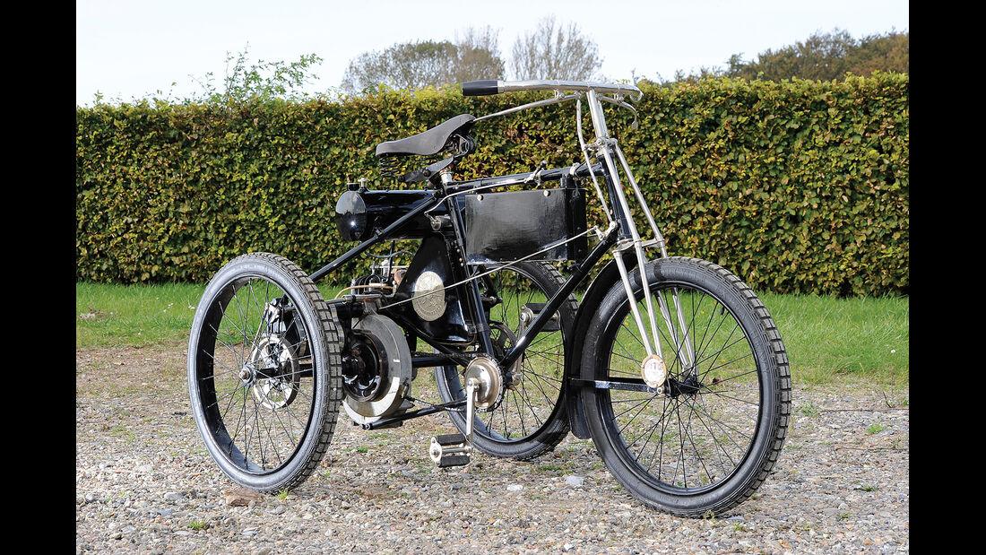 1899er De Dion-Bouton Tricycle