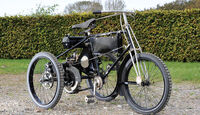 1899er De Dion-Bouton Tricycle