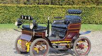 1900er De Dion-Bouton Four-Seat Vis à Vis