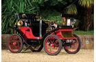 1900er De Dion-Bouton Type E Vis à Vis Voiturette