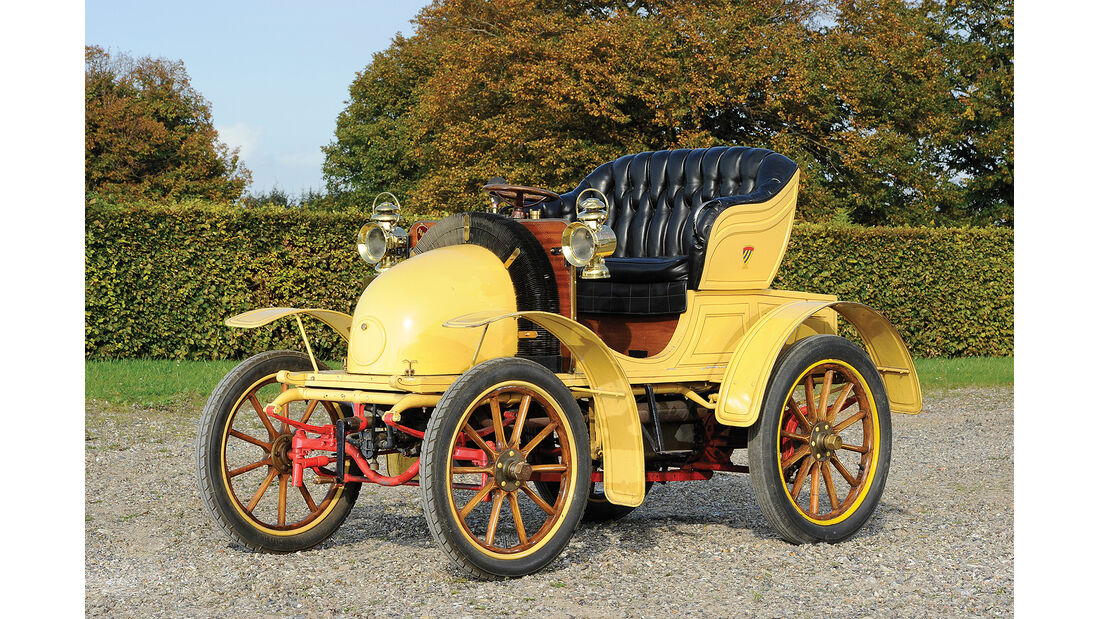1900er Decauville Roadster