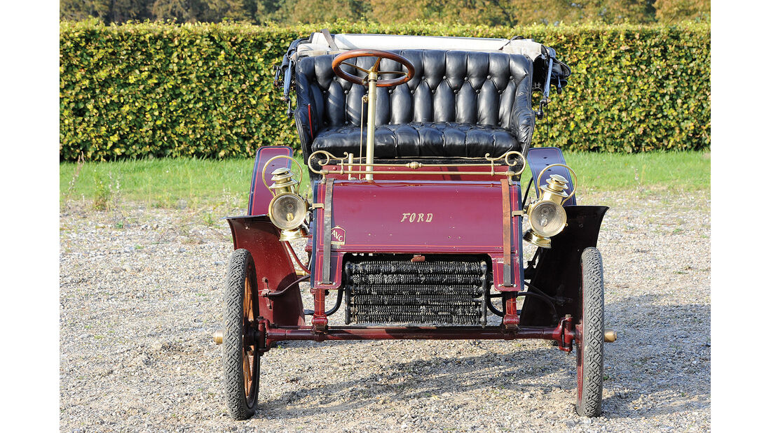 1900er Ford Model A Runabout