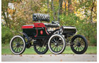 1903er Oldsmobile Model R Curved-Dash Dos-a-Dos Runabout