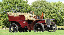 1904 Peugeot 9hp Twin-cylinder Rear-entrance Tonneau