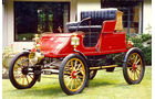 1904er Stanley CX 8hp Steam Runabout