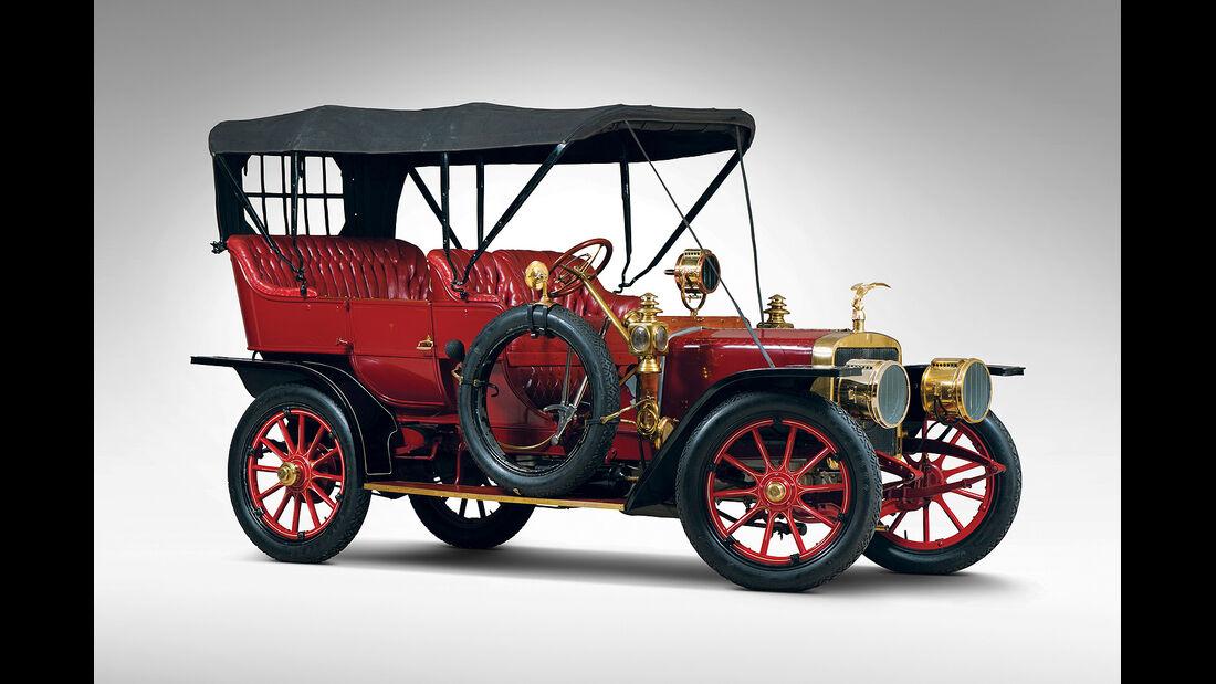 1906 American Tourist Roi des Belges Touring Car
