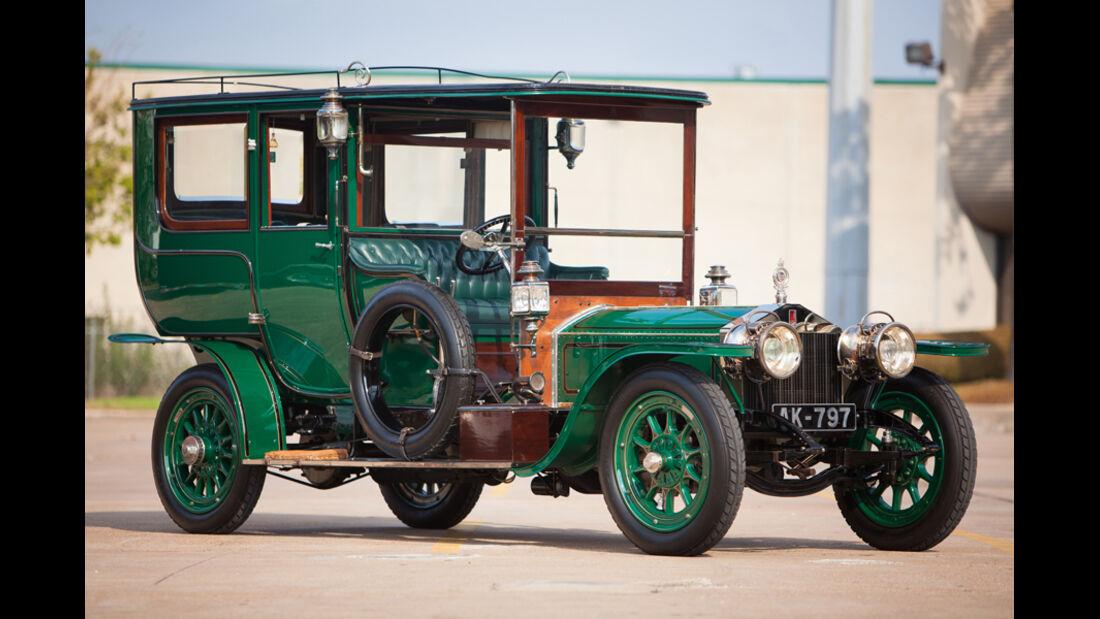 1907er Rolls-Royce 40/50 HP Silver Ghost Limousine