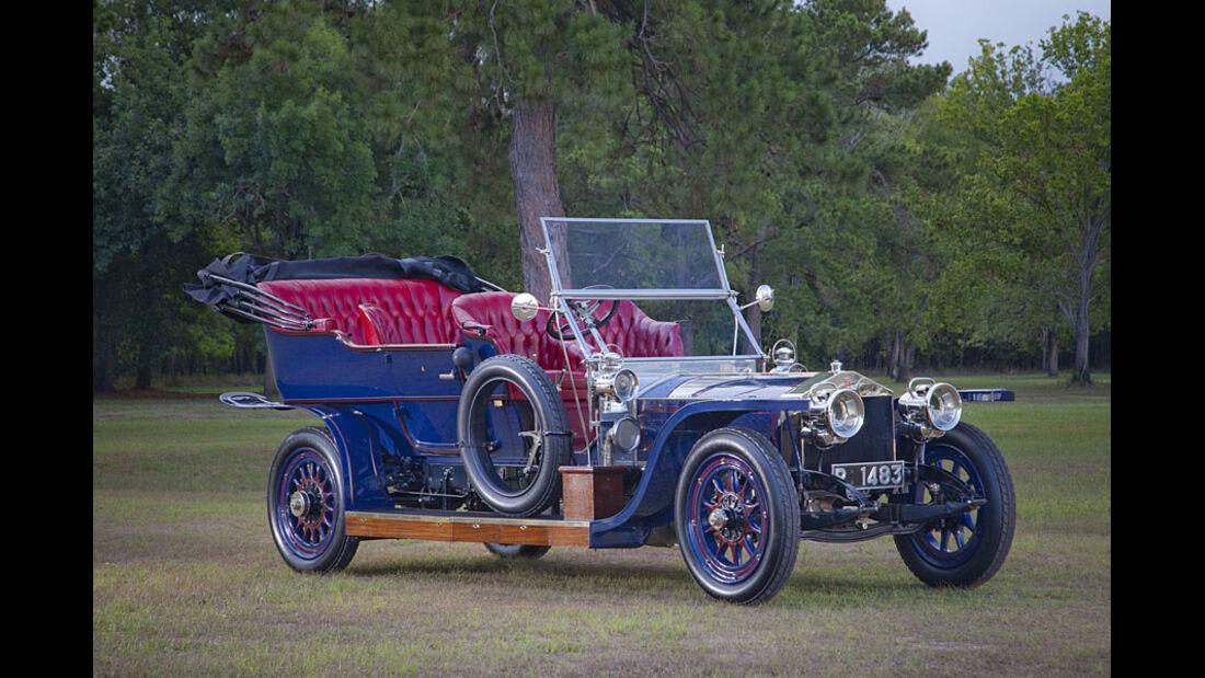 1908er Rolls-Royce 40/50hp Silver Ghost