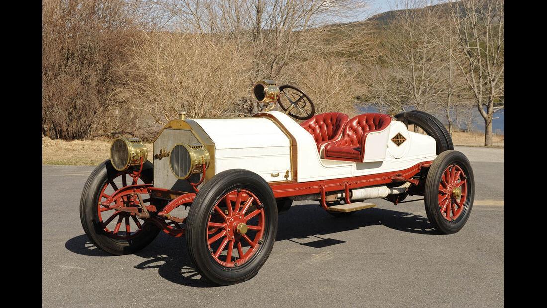 1908er Sharp Arrow Runabout Recreation