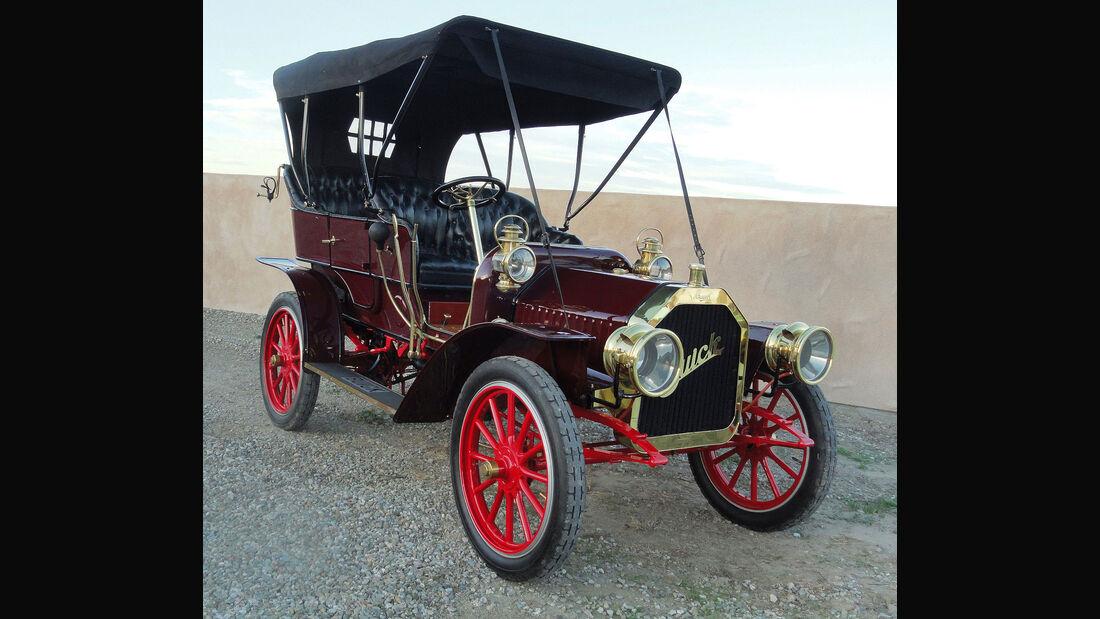 1909 Buick Model F Five-Passenger Touring
