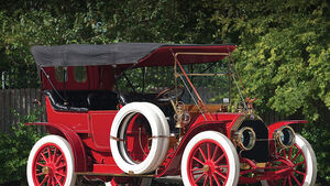 1909 Thomas Flyer 6-40 7-Passenger Touring