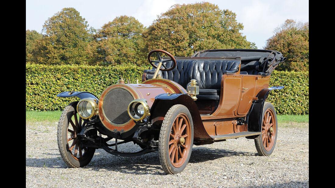 1909er Delaunay-Belleville Belvalette