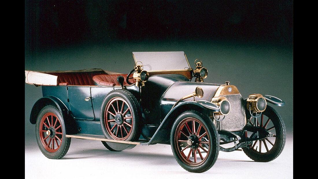 1910-1913 Alfa Romeo 24 hp