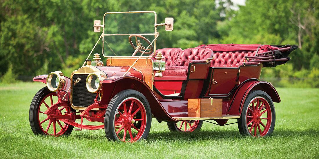 1910 White Model G-A Five-Passenger Touring