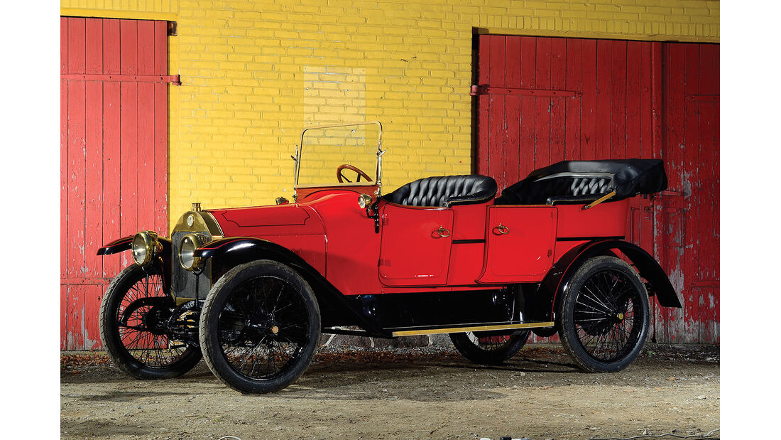 1911er Benz 8/20 Tourer