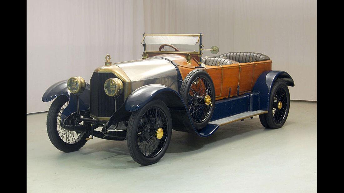 1912 Gobron-Brillié Torpedo Skiff Rothschild