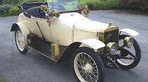 1913er Adler 9hp 1.3-litre Two-seater