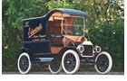 1913er Ford Model T C-Cab Delivery Car
