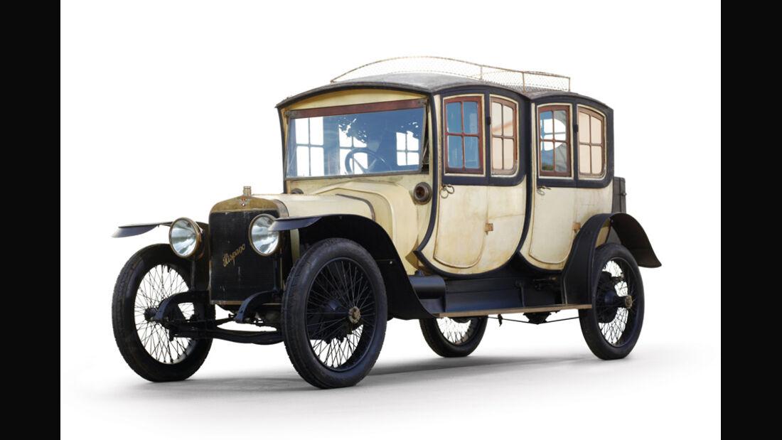 "1913er Hispano-Suiza ""King Alfonso XIII"" Double Berline"