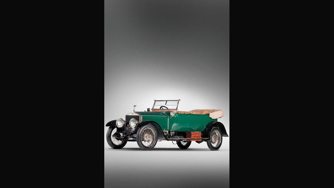 "1913er Rolls-Royce 40/50 HP Silver Ghost ""London to Edinburgh"" Open Tourer"