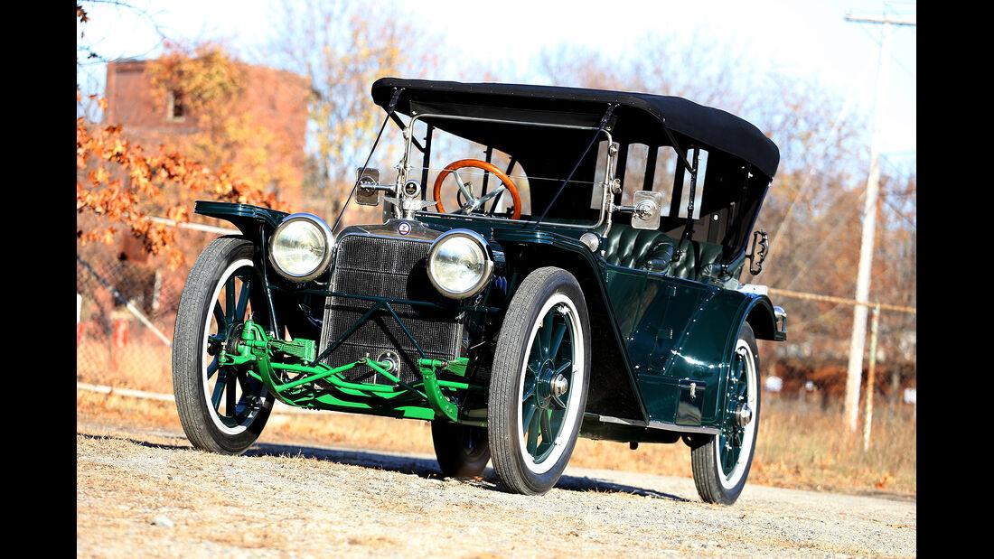 1914 American Underslung 646 Five Passenger Touring