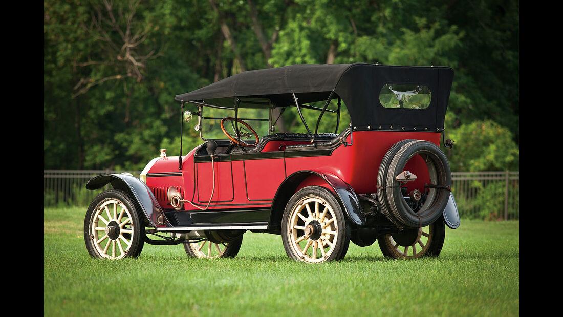 1914 Jeffery Four Five-Passenger touring