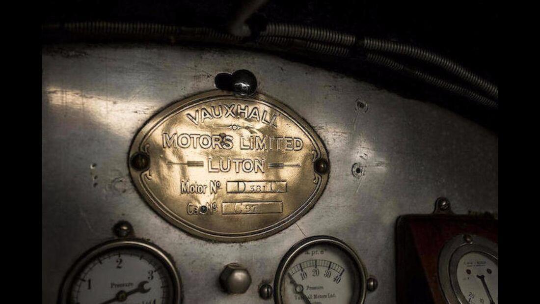 1914 Vauxhall Prince Henry Sports Torpedo