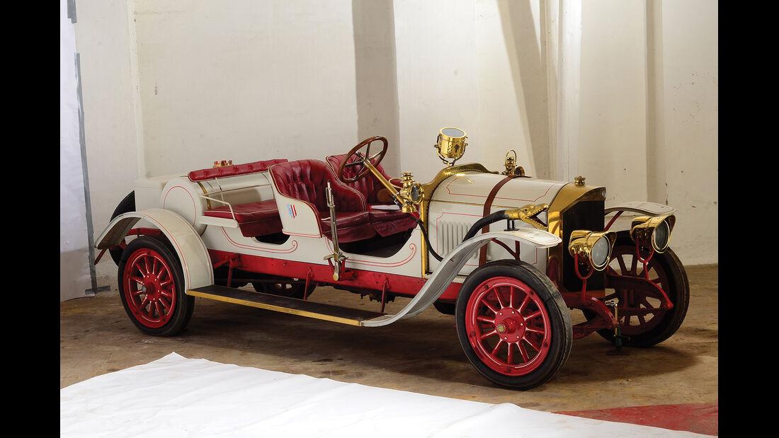 1914er Benz 18/45 Four-Passenger Runabout