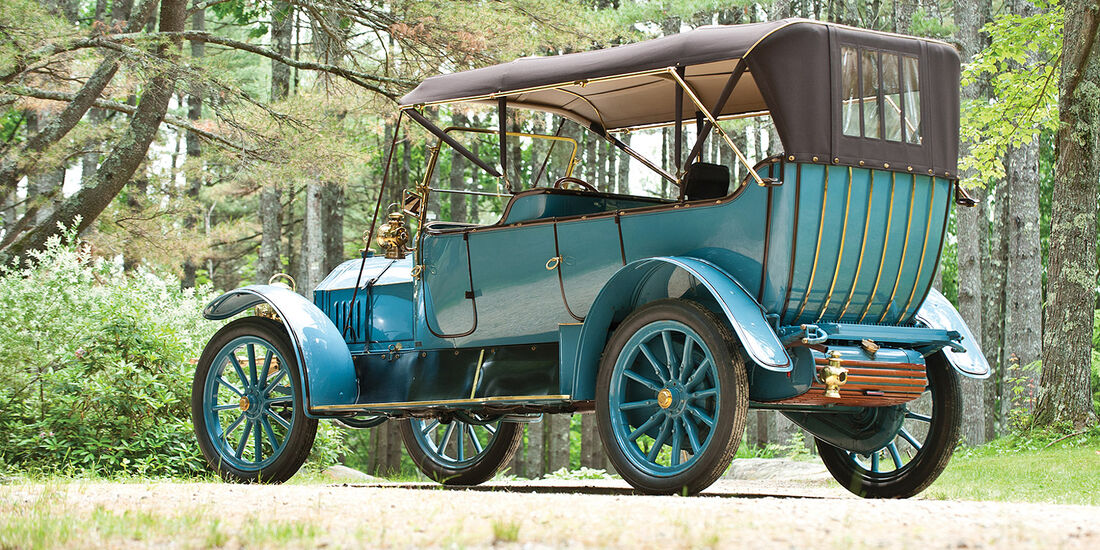 1914er Mercedes 50 HP Seven-Passenger Touring by Carrosserie Daimler Motoren Gesellschaft