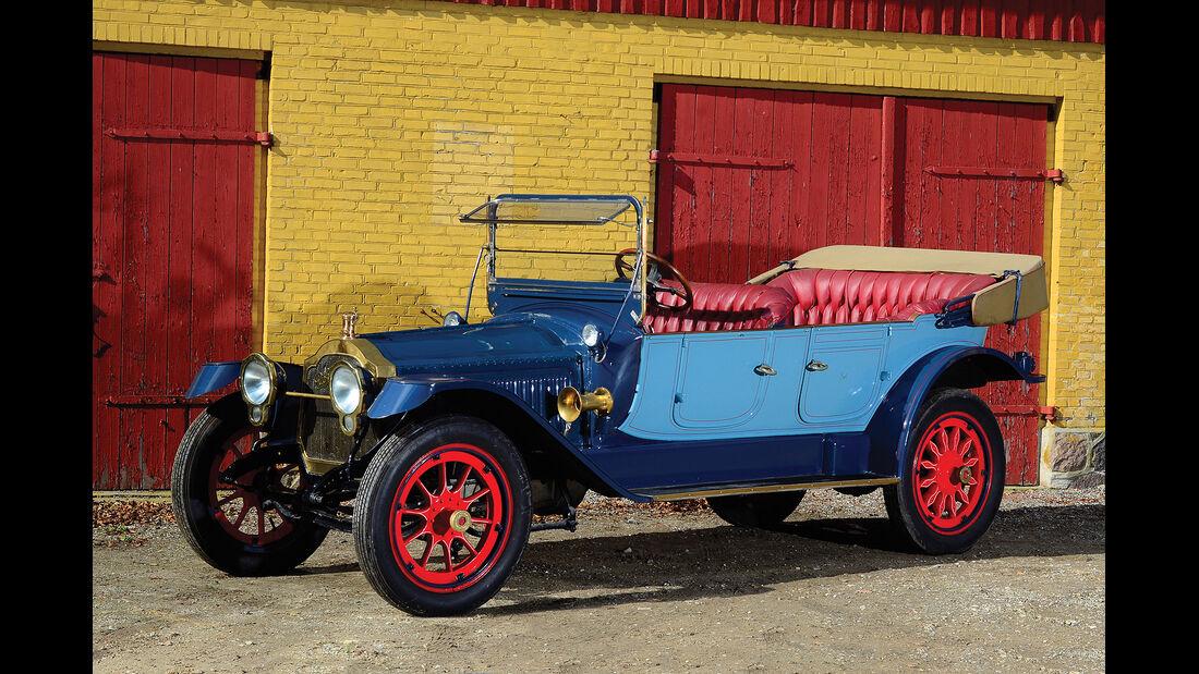 1914er Packard 2-38 Seven-Passenger Touring