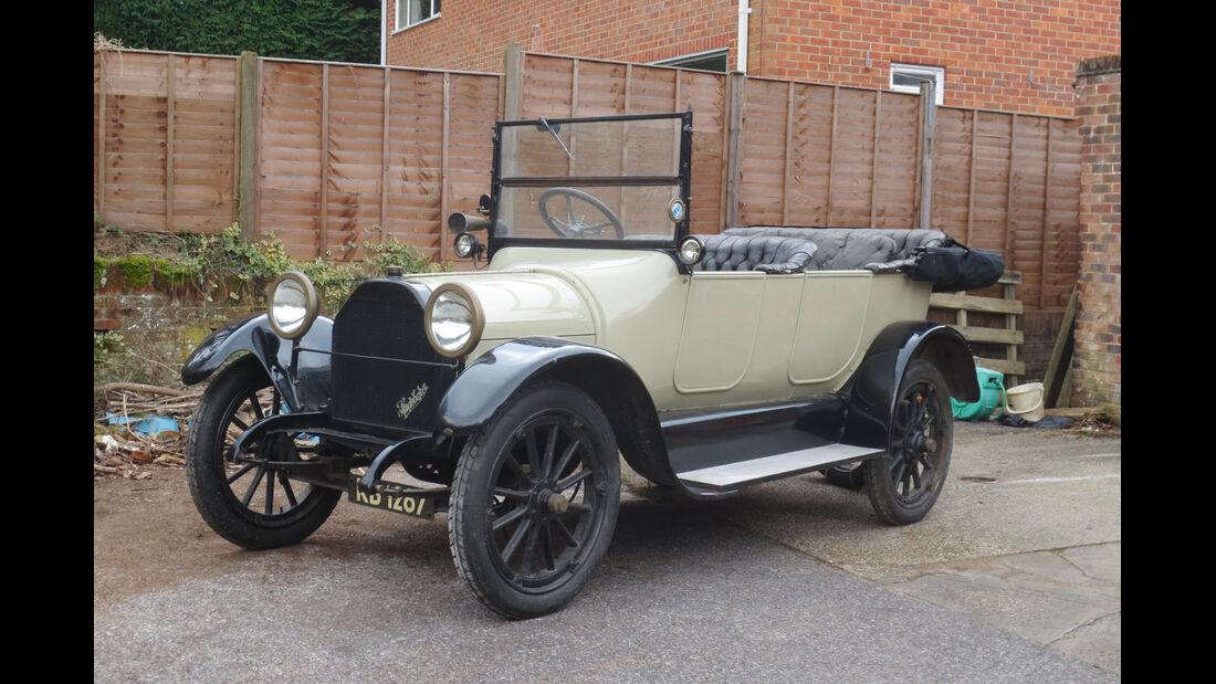 1915 Studebaker Model SD Touring Car.