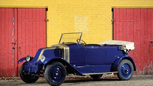 1915er Renault 10CV Tourer
