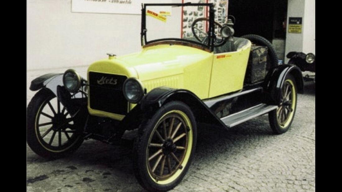 1917er Metz 25 HP